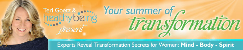 teri goetz's summer of transformation conversation series 2012